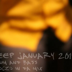 EMOCZO IN DA MIX DEEP JANUARY 2011 DRUM AND BASS