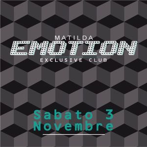 Sabato 03/11/12 EMOTION Dj set by Fabietto & Andrea Mingardi