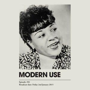Modern Use No.1 Friday 2nd Jan 2015