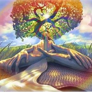 CONNECTION WITH MOTHER EARTH