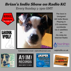 Brian's Indie Show Vol: 264 as played on Radio KC - 4.3.18