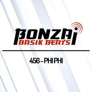 Bonzai Basik Beats #456 (Radioshow 31 May 2019 - Week 22 - mixed by Phi Phi)