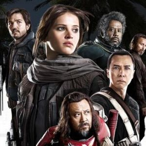 Bonus Ep - Rogue One : My thoughts and another theater story.