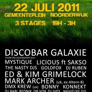Mark Archer @ Replay Festival Belgium (De:tuned stage) 22.07.11