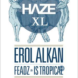 Erol Alkan @ Casanostra & Haze 2012