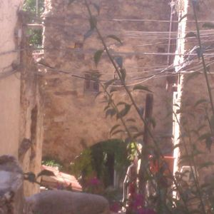 Interviews and music from Bussana Vecchia Italy  part one