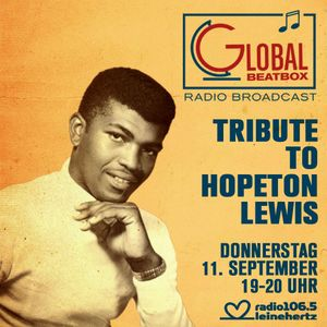 Global Beatbox 072 Hopeton Lewis Tribute