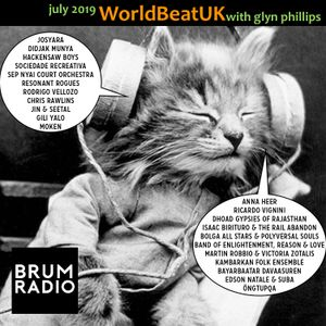 WorldBeatUK with Glyn Phillips - July 2019 (01/07/2019)