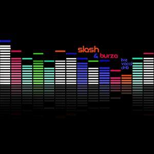 Slash&Burza - Live Vocal DnB (Promo Mix)