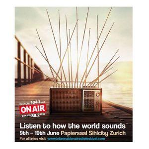 TRUE JOINTS - International Radio Festival 2011 (Zurich)