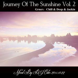 DJ Cider - Journey Of The Sunshine Vol.2