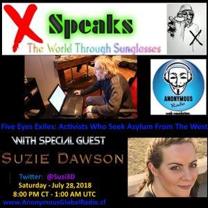 X Speaks: The World Through Sunglasses - Episode 5 Volume 2