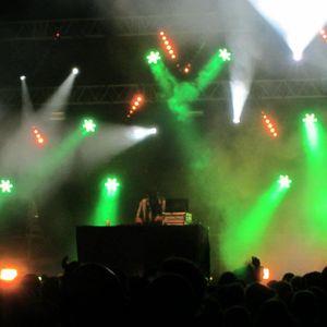 Dj Frogg - Live@Festival de la Paille 2012