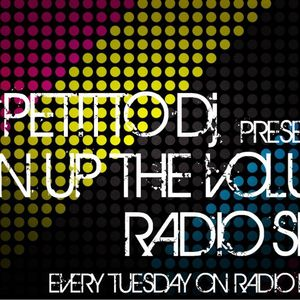 Alessio Petitto - Turn Up The Volume Show - 6/11/12 [www.beatmyday.it]