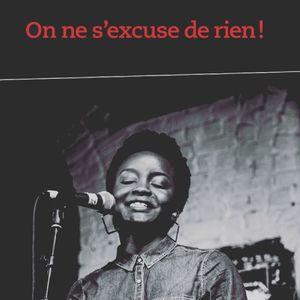 Balade littéraire : On ne s'excuse de rien - Lisette Lombé