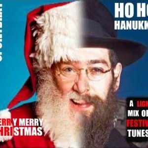 Merry Merry Christmas & HO HO Hanukka