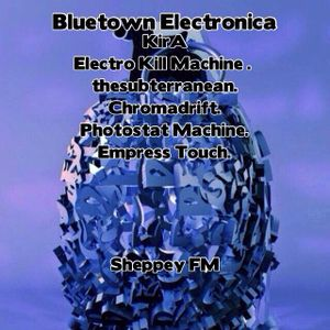 Bluetown Electronica live show 21.09.14