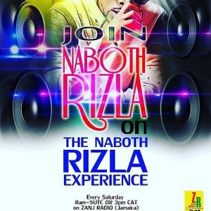 Naboth Rizla Experience with Naboth Experience | Sept.1.2018