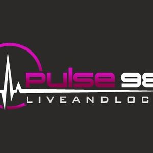 Booked on Pulse 98.4fm, 25 June, 2017, with Louise Hutcheson