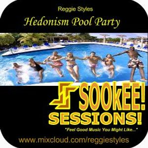 Reggie Styles Sookee Sessions: 90's Hedonism Pool Party