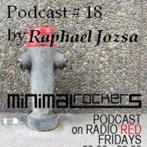 Raphael Jozsa - Podcast for MinimalRockers (13.07.12)