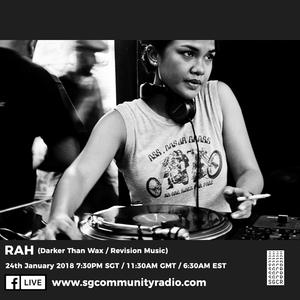 SGCR Radio Show #32 - 24.01.2018 Episode Part 1 ft. RAH (Darker Than Wax/Revision Music)