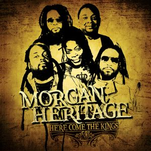 Radio show week 23-2013: WIN Morgan Heritage new CD!