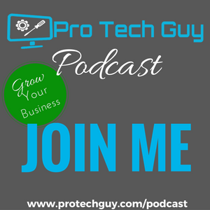 Pro Tech Guy Podcast Ep. 03 - Getting started, Physical Tools, NAS and Phones