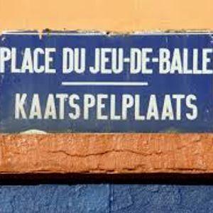 Histoire de Savoir : La place du Jeu de Balle avec Mathieu Van Criekingen