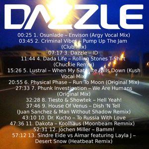 Dazzle's bi-monthly Forcast wk 26 2012