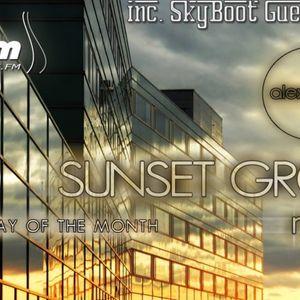 Alexander Byrka - Sunset Grooves 007 (09.08.2012)