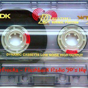 DJ Chiefrocka - Flashback Radio 90's Hip Hop