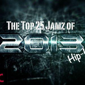 Top 25 ((Hip-Hop)) [#Top50Jamz2013]