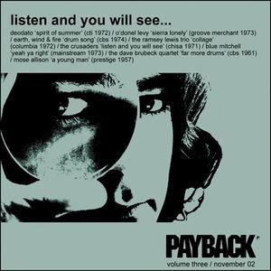PAYBACK Vol 03 November 2002