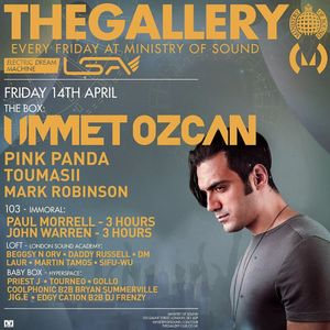Coolphonic & Bryan Summerville Live B2B @ Ministry Of Sound 14.04.2017