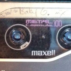 DJ Baby G House/Hip House Mix 1990