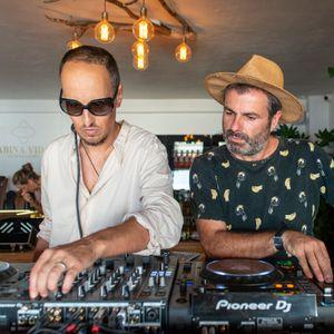 WW Ibiza: Mark Barrott and Pete Gooding from Hostal La Torre // 30-07-19