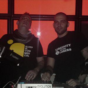 Hertzen & Nutmann - LIVE SET @ Fire Club (Vauxhall - LONDON) - 06/10/2010