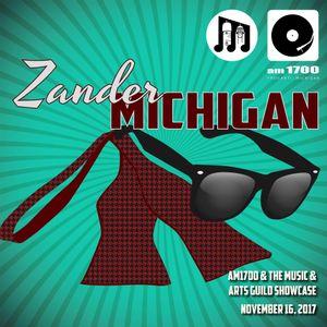 The Music & Arts Guild Showcase, Episode 074 :: Zander Michigan :: 16 NOV 2017