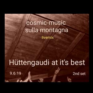 cosmic music _sulla montagna_II   (2nd set)