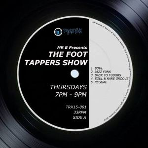 Mr B's  Foottapper Show  on Trax FM  2nd July 2015