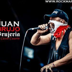 Rock Mania #398 - com Juan Brujo, do Brujeria - 15/12/19