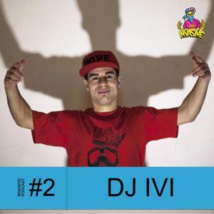 INVASIVE PODCAST Nº2 - DJ IVI