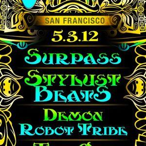 The One LIVE! @ Ritual (San Francisco, CA) 5/03/2012