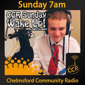 CCR Wakeup With Aaron - @CCRWakeup - Aaron Gregory - 12/04/15 - Chelmsford Community Radio