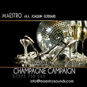 Maestro - Champagne Campaign