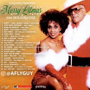 A Fly Guy Presents: Merry Litmas: 2016 Holiday Mix