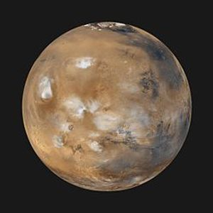 Mars Discovery Session