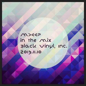 MDEEP - in the mix [Black Vinyl, Inc.] 2013.11.10