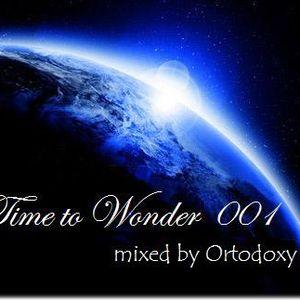 Time To Wonder 001